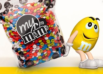 My M&M's Candy