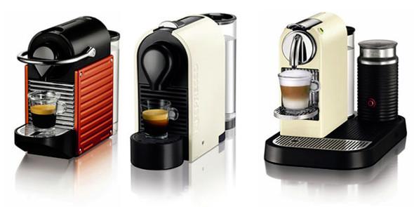 Nepresso Machines