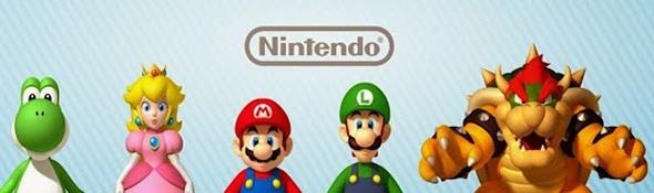Nintendo Game Characters