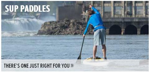 NRS Sup Paddles