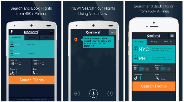 One Travel App