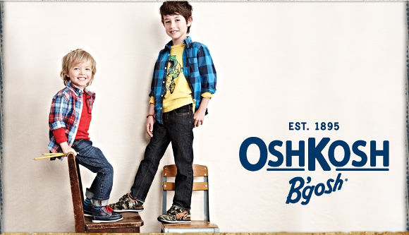Oshkosh B'gosh Boys Clothing