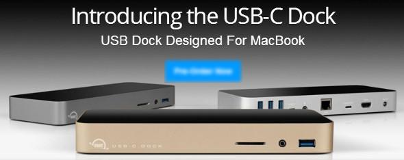Other World Computing USB Type-C Dock