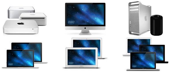 Other World Computing Used Macs