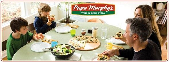 Papa Murphy's Takeaway Pizzas