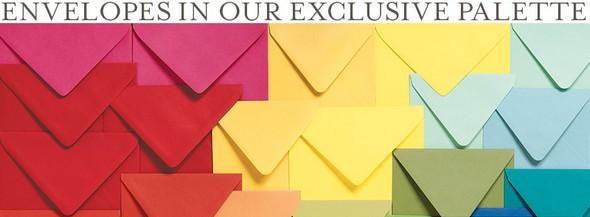 Paper Source Envelopes