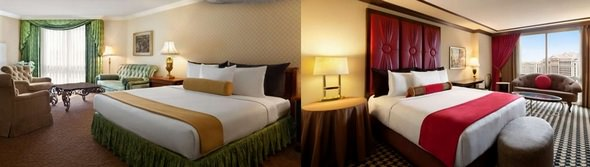 Paris Las Vegas Rooms