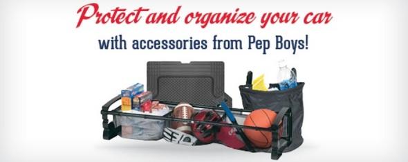 Pep Boys Car Accessories
