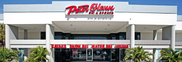 Peter Glenn Storefront
