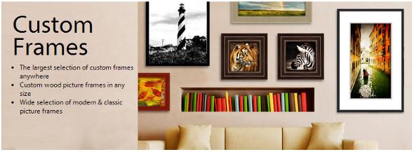 Pictureframes.com Custom Frames