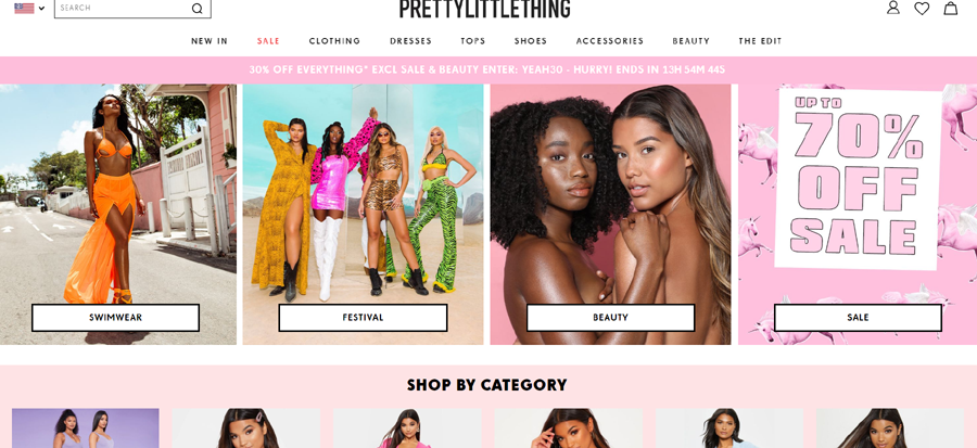 Pretty Little Things Promo Code