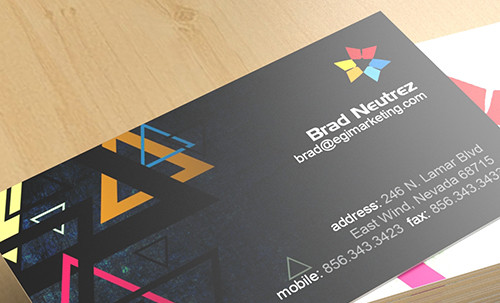 Print Place Business Cards