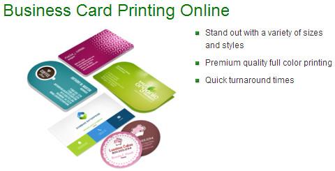 PrintRunner Business Cards