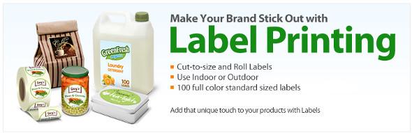 PrintRunner Labels