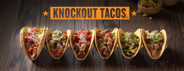 Qdoba Mexican Tacos