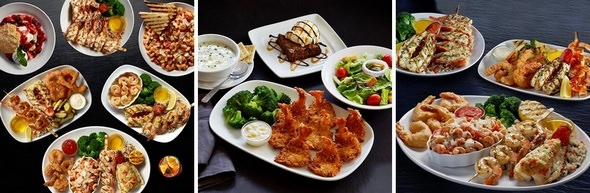 Red Lobster Sea Food Restaurant