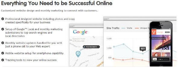 Register.com Custom Website