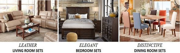 Rooms to Go Furniture Sets