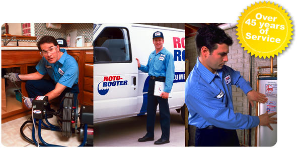 Roto Rooter Services