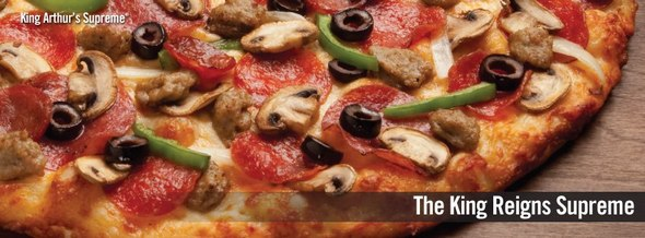Round Table Pizza Meals