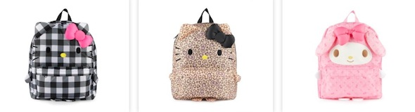 Sanrio Backpacks