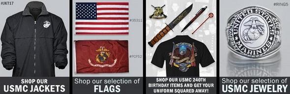 Sgt Grit Marine Gear