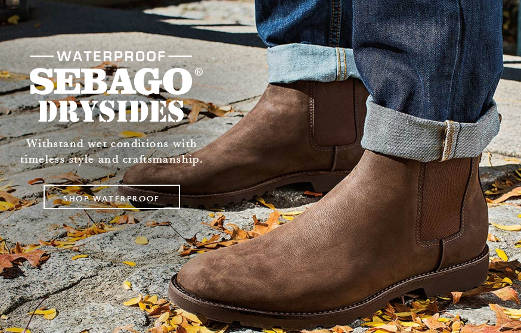 Sebago Weatherproof Boots