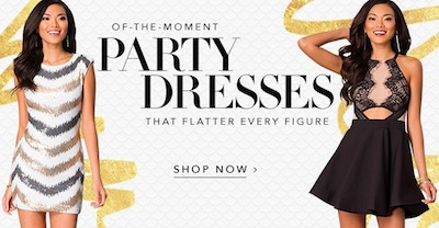 SimplyDresses Party Dresses