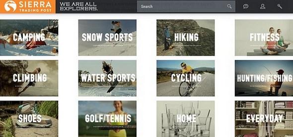 Sierra Trading Post Sports Store