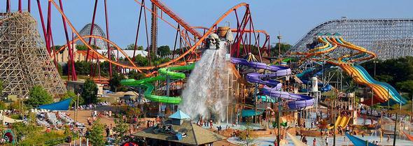 Six Flags Amusement Parks