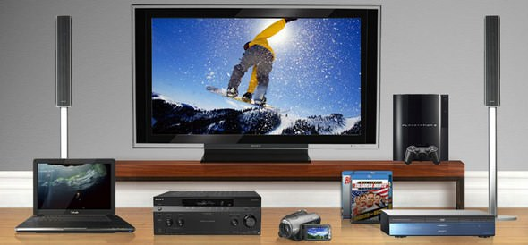 Sony TV and Home Theater
