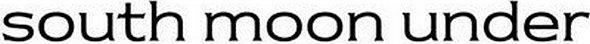 South Moon Under Logo