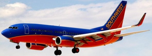 Travel with Southwest Airlines