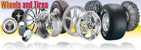 Summit Racing Tires