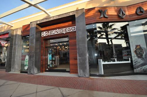 Sun Diego Storefront