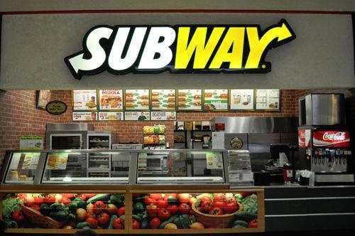 Subway Shop