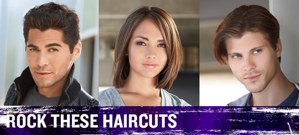 Supercuts Rocking Hairstyles