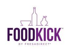 FoodKick logo