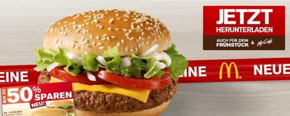 McDonalds Gutschein