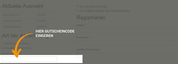 Searchmetrics Rabattcode