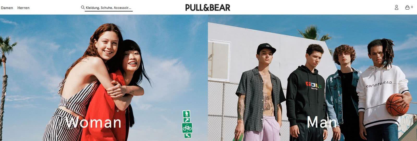 Pull & Bear Gutschein