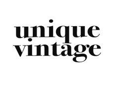 Unique Vintage logo