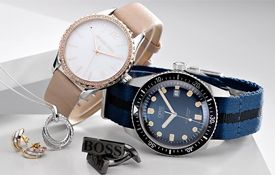 Up to 50% off Diamonds, Jewellery and Watches in the big Winter Sale