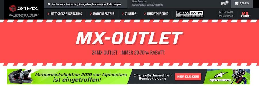 24MX Sale