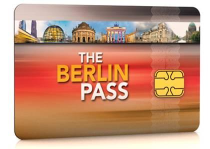 Berlin Pass Card
