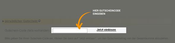 Ticket Online Gutschein einlösen
