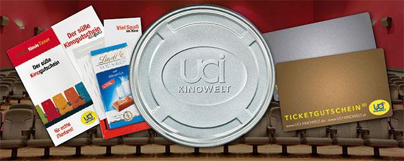 UCI Kinowelt Ticket buchen