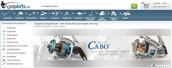 Angelplatz Screenshot