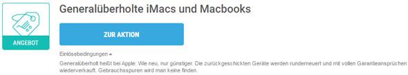 Apple Store Einlösebedingungen