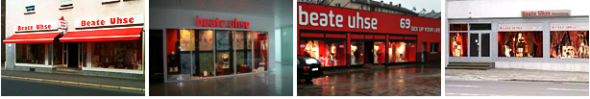 Beate Uhse Shops